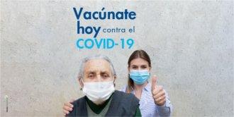 Vacunate hoy contra el covid